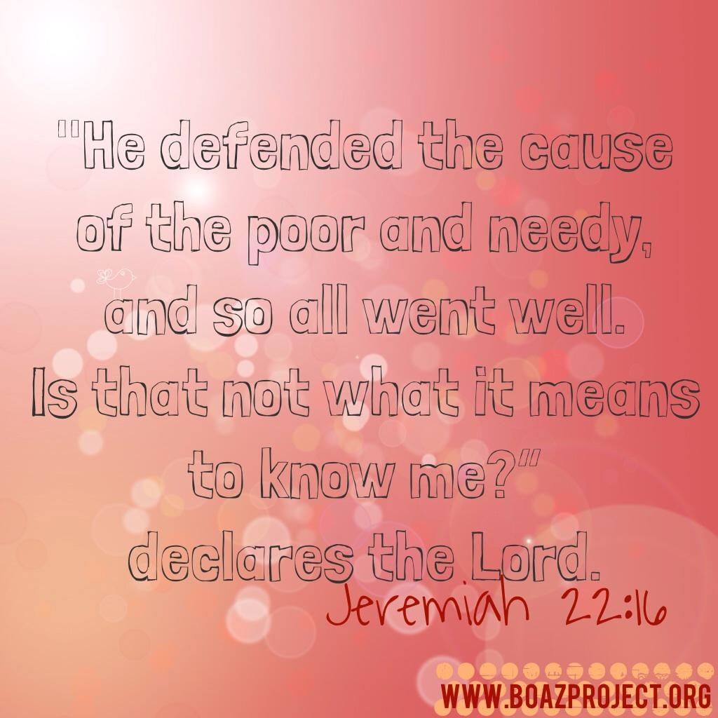 jeremiah 22 16_1