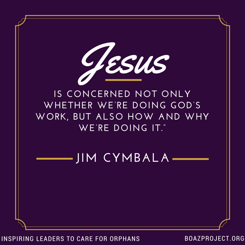Cymbala quote