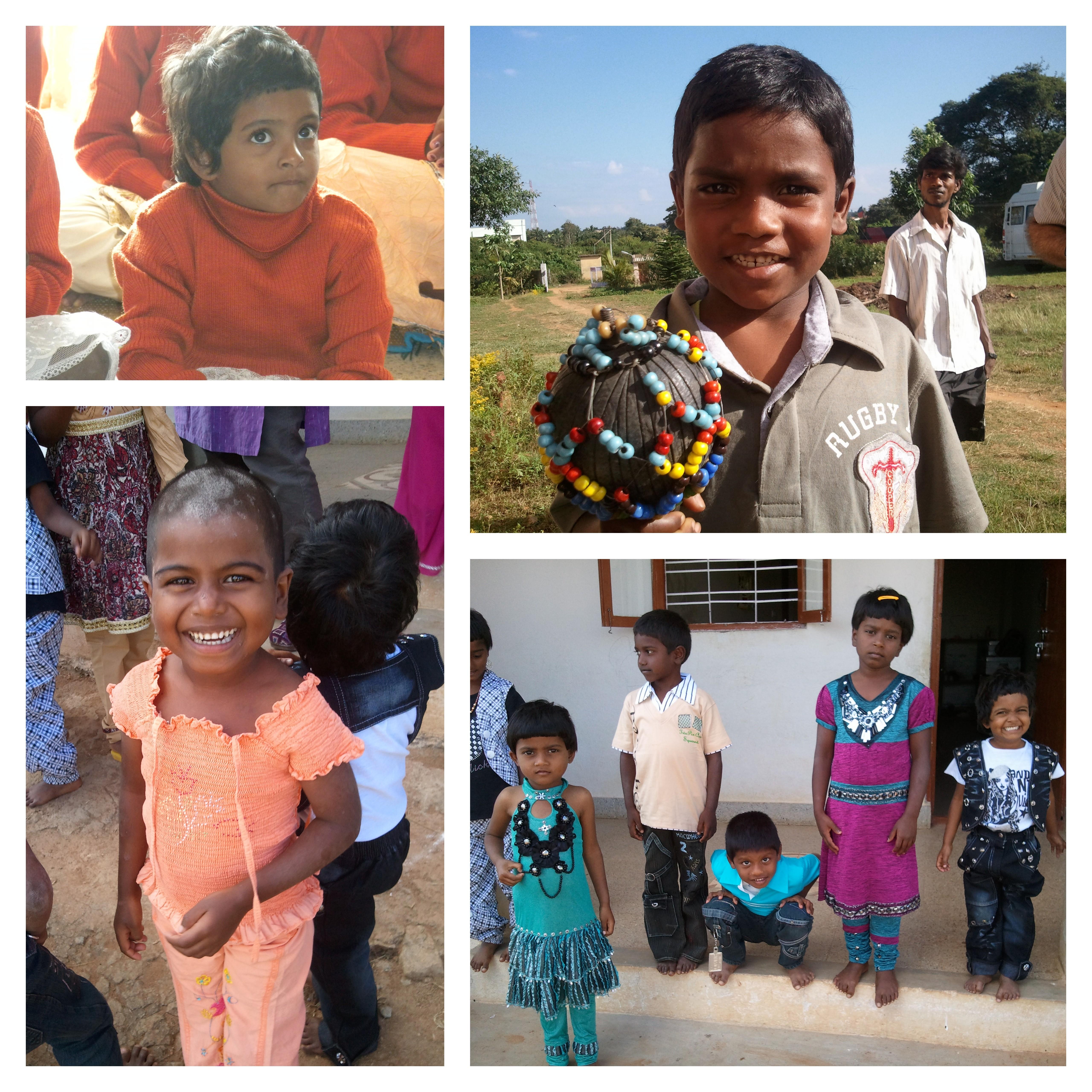 Mercy Home Children
