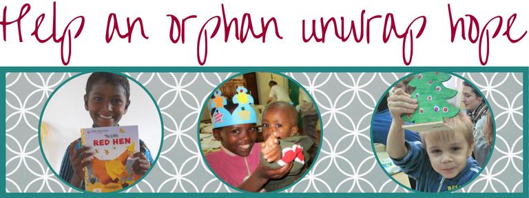 Help an Orphan Unwrap Hope