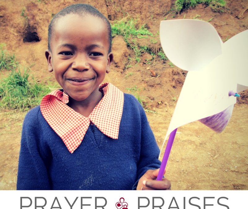 Sept. Prayer Requests and Praises