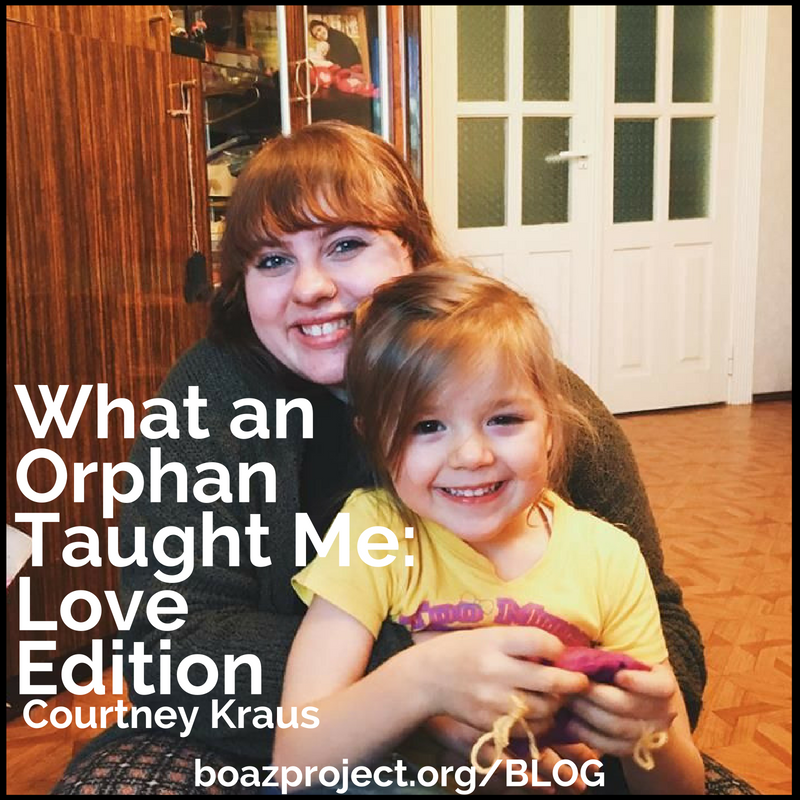 What an Orphan Taught Me: Love Edition