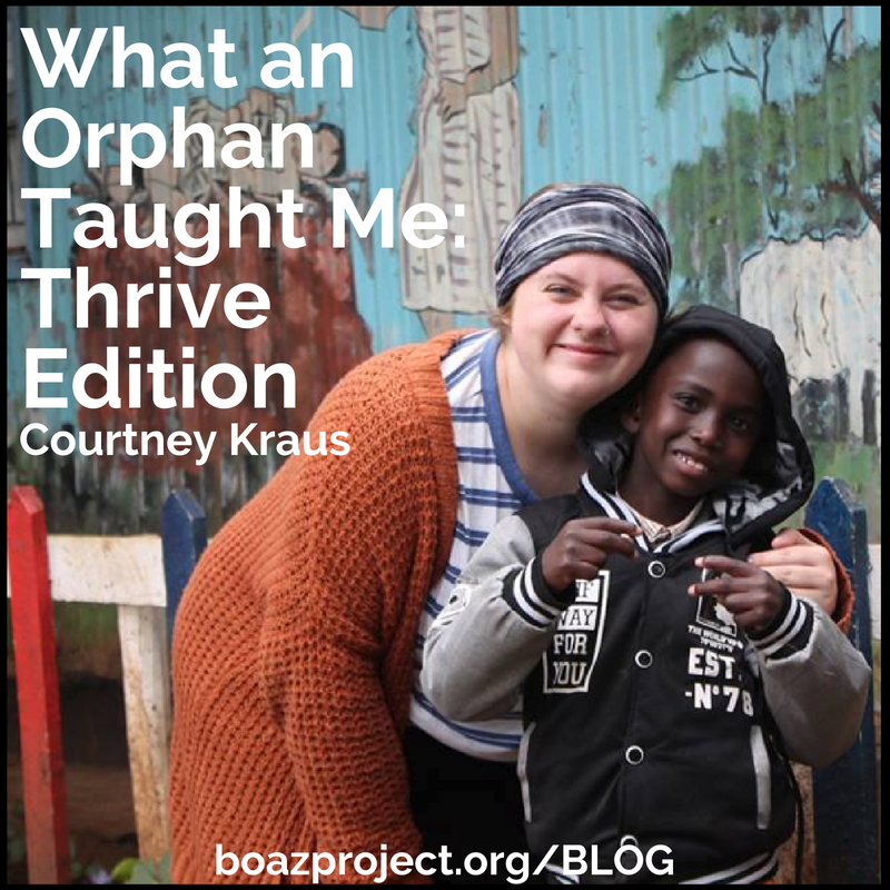 8.27 graphic - What an orphan taught me: Thrive Edition