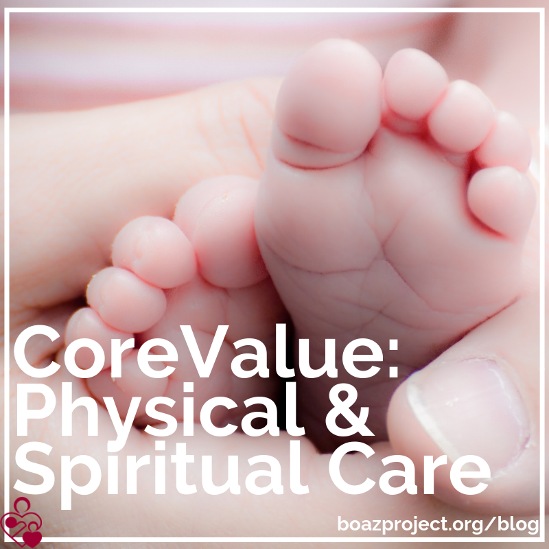 Core Value_ Physical and Spiritual Care