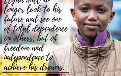 Help Elijah Achieve His Dream