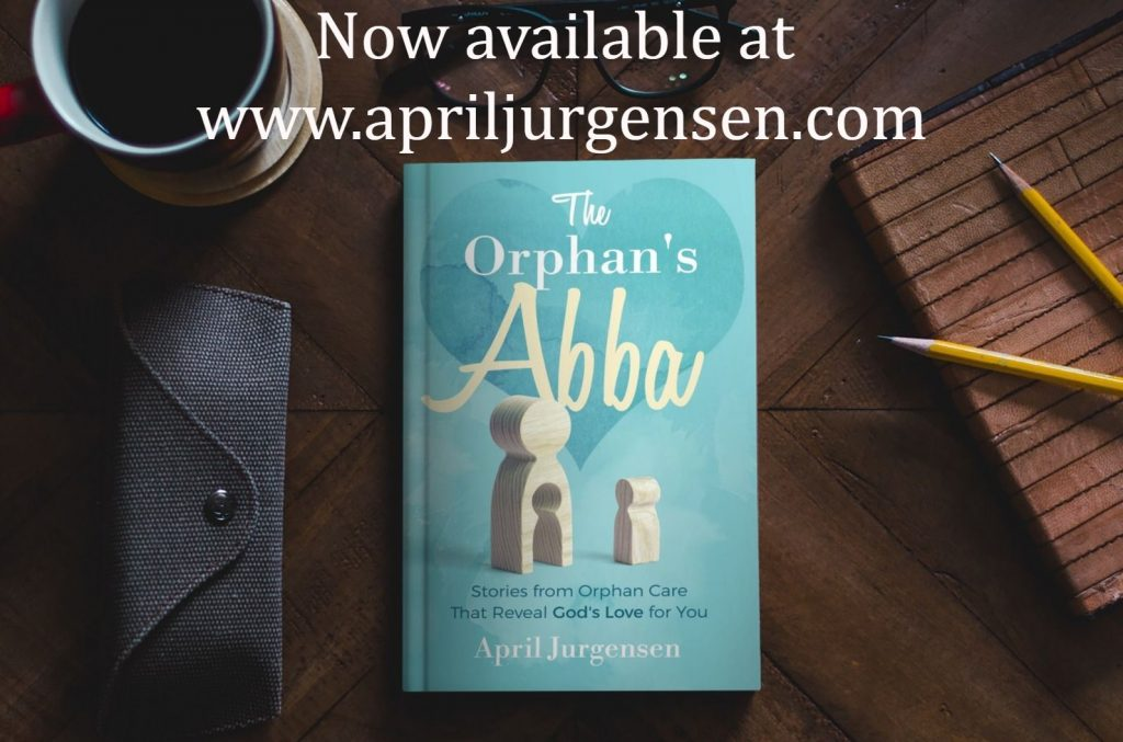 The Orphan's Abba Book now available