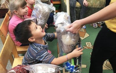 Christmas in Russia's Orphanages