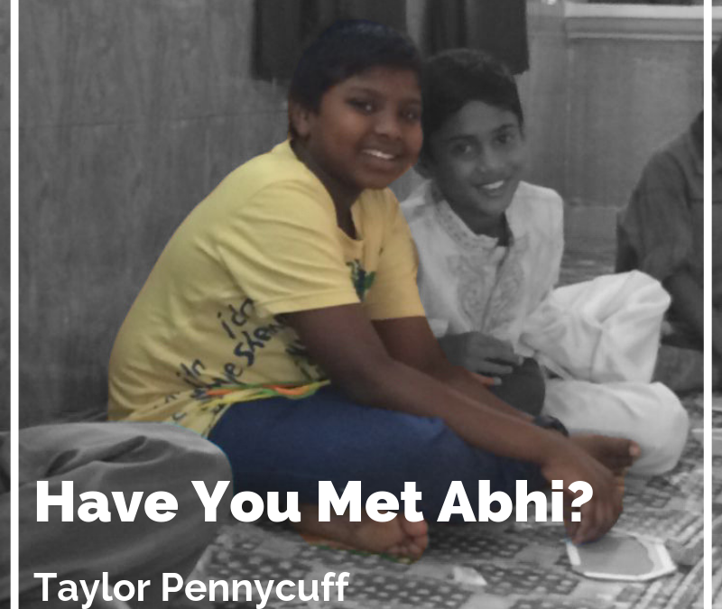 Have You Met Abhi?