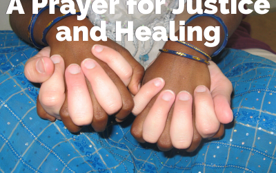 A Prayer for Justice and Healing