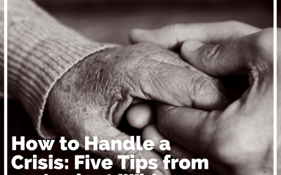 How to Handle a Crisis: Five Tips from an Ancient Widow