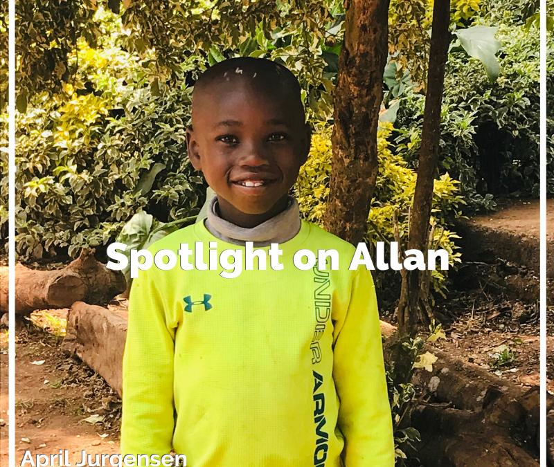 Spotlight on Allan
