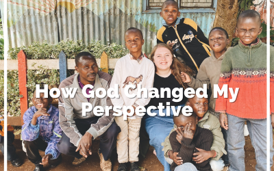How God Changed My Perspective