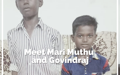 Meet Mari Muthu and Govindraj
