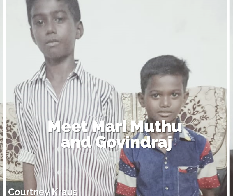 Meet Mari Muthu and Govindraj